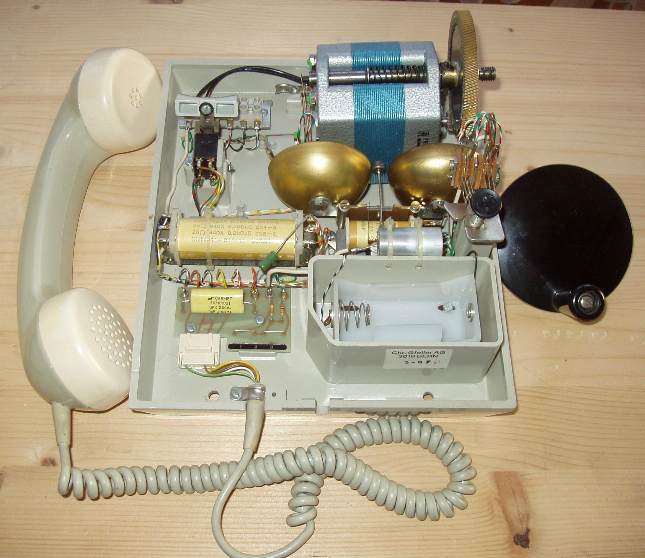 Telefon Talstation LIS
